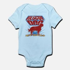 My Hero Dog #7 Infant Bodysuit