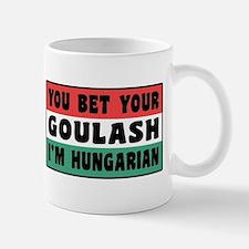 Funny Hungarian Goulash Mug