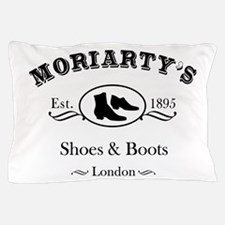 Moriarty's Shoe Shop Pillow Case