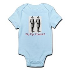 Pip Pip Cheerio Infant Bodysuit