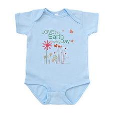Earth Day Infant Bodysuit