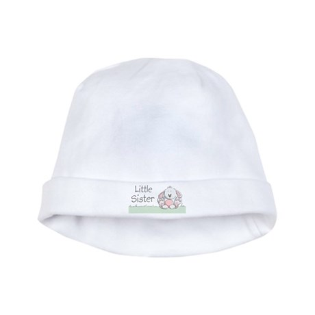 Bunny Little Sister baby hat