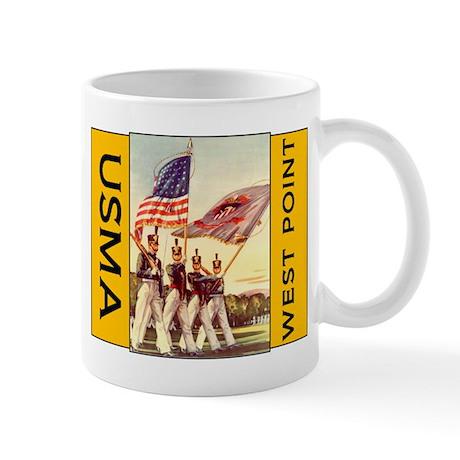 Mug USMA Colors
