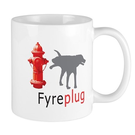 Small Mug: Fyreplug