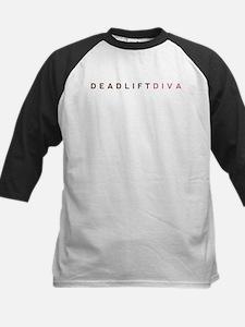 Deadlift Diva - Brown & Pink Tee