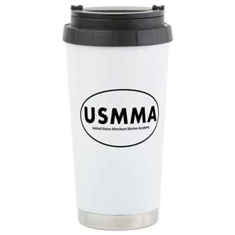 USMMA Stainless Steel Travel Mug