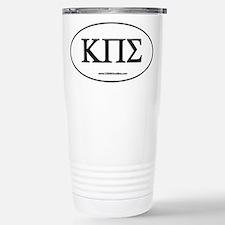 KPS Stainless Steel Travel Mug