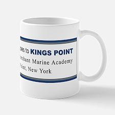 My Daughter goes to KP Mug