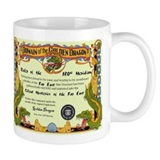 GOLDEN DRAGON Mug