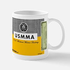 Hand Rolled Midshipmen Mug