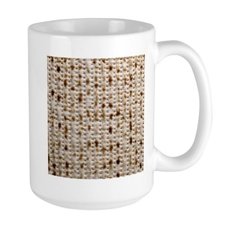 Matzo Mart Large Mug 1