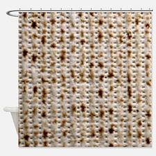 Matzo Mart Shower Curtain 1