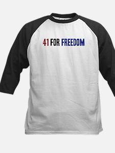 41 for Freedom Kids Baseball Jersey