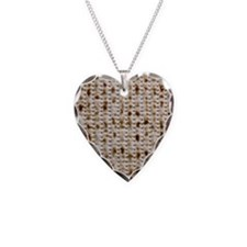 Matzo Mart Heart Necklace