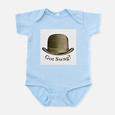 Got Swag (bronze) Infant Bodysuit