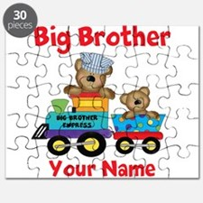 Big Brother Train Puzzle