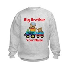 Big Brother Train Sweatshirt