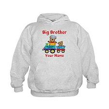 Big Brother Train Hoodie