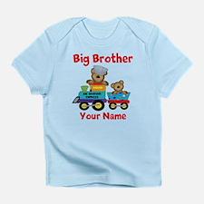 Big Brother Train Infant T-Shirt