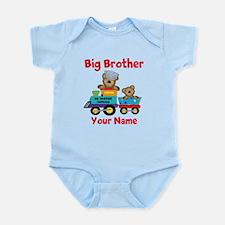 Big Brother Train Infant Bodysuit