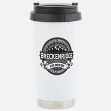 Breckenridge Grey Travel Mug