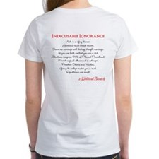 Inexcusable Ignorance Tee