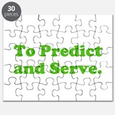 To Predict and Serve. Puzzle