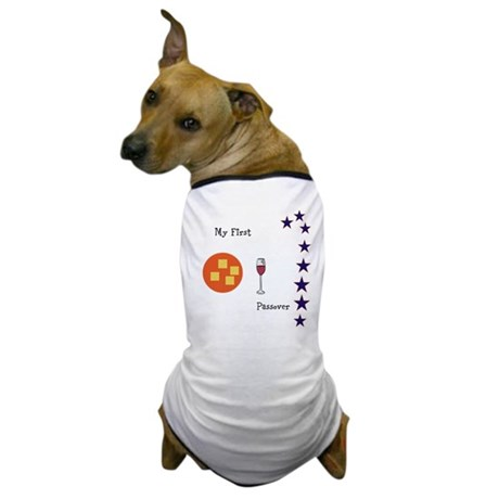 1at Passover Dog T-Shirt