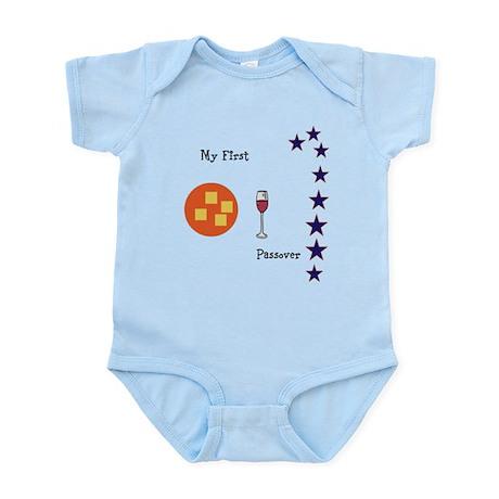 1at Passover Infant Bodysuit