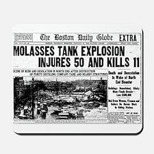 Boston Molasses Disaster Mousepad