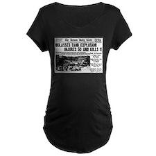 Boston Molasses Disaster T-Shirt