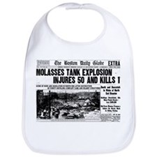 Boston Molasses Disaster Bib