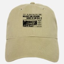 Boston Molasses Disaster Cap