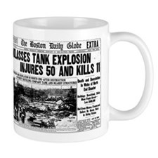 Boston Molasses Disaster Mug