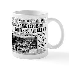 Boston Molasses Disaster Small Mug