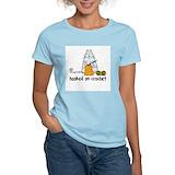 Crochet Women's Light T-Shirt