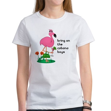 bachelorette_cabana10x10_apparel copy T-Shirt