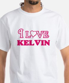 I Love Kelvin T-Shirt