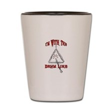 Triangle Percussion Shot Glass