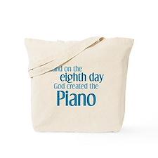 Piano Creation Tote Bag