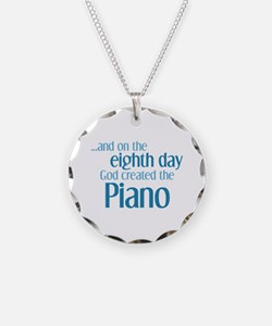 Piano Creation Necklace