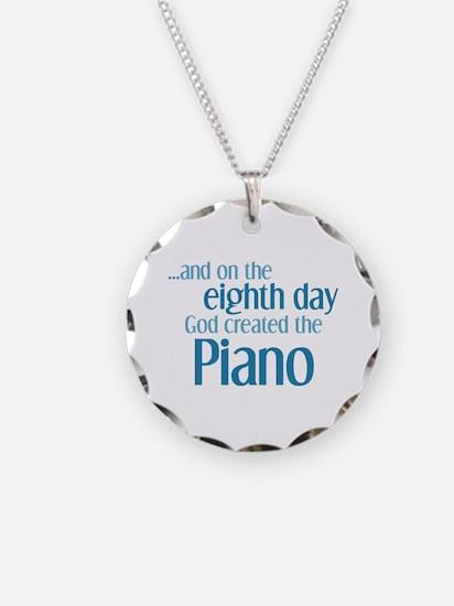 Piano Creation Necklace