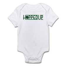 Hopped Up for Beer Infant Bodysuit
