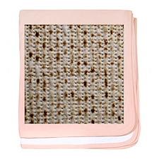 Matzo Mart Baby Blanket (pink)