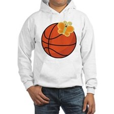 Basketball Butterfly Gift Hoodie