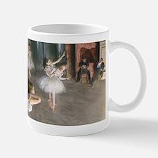 Degas - Rehearsal Onstage Small Mugs