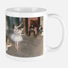 Degas - Rehearsal Onstage Small Small Mug