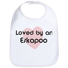 Loved by a Eskapoo Bib