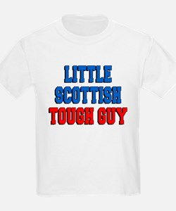 Little Scottish Tough Guy T-Shirt