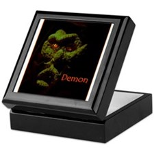 Demon Keepsake Box